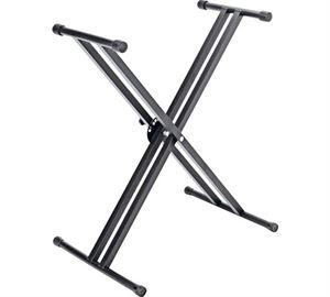 1-tier X-type keyboard stand