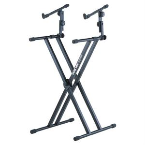 2-tier X-type keyboard stand