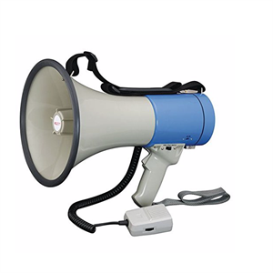 30w Megaphone loudhailer with siren