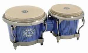 45th Anniversary Bongos (wood)