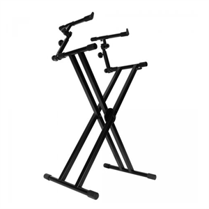 7292 2-tier keyboard stand