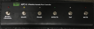 AFC-6 Foot Switch