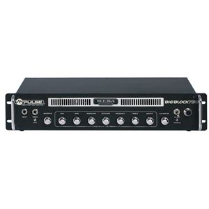 Big Block 750 Bass Amplifier 750w Head