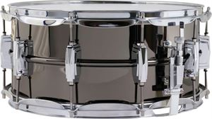 Black Beauty brass 14x6.5 sn