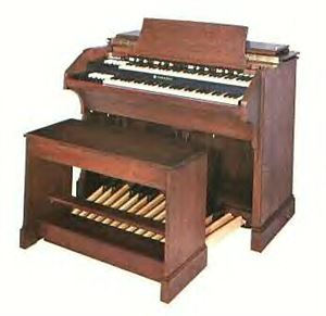 C3 Organ (less pedals and bench)