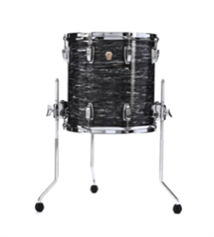 Classic Maple Black Oyster 18x16 ft w/legs