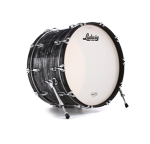 Classic Maple Black Oyster 22x14 bd (virgin)