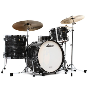 Classic Maple Drum Kit - Black Oyster