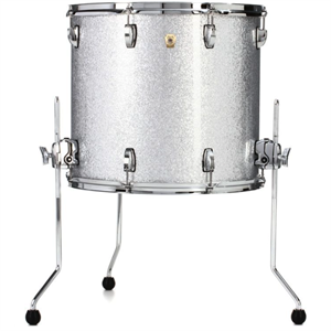 Classic Maple Silver Sparkle 14x14 ft w/legs
