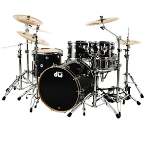 Collectors Drum Kit - Black