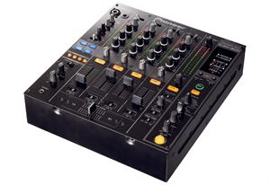 DJM-800 4 channel digital DJ mixer