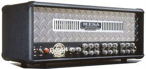 Dual Rectifier 3-Channel 100w Solo Head w/ fs