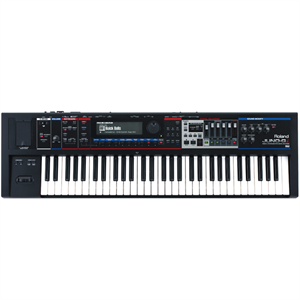 JUNO Gi 61 Key Mobile Synthesizer with Digital Recorder