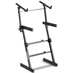 KS410B 2 Tier Keyboard Z Stand - 2nd tier only