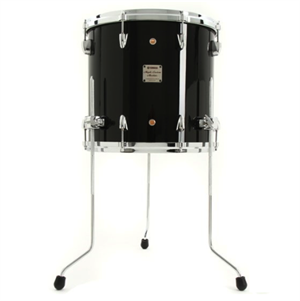 Maple Custom Absolute Black 18x16 ft w/legs
