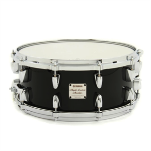 Maple Custom Black 14x6.0 sn