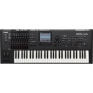 Motif XF6 61 Key Music Production Synthesizer v1.50