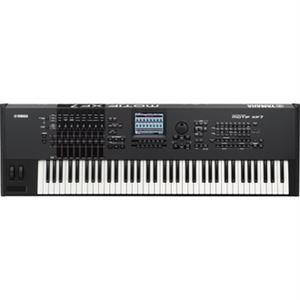 Motif XF7 76 Key Music Production Synthesizer v1.50