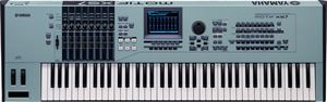 Motif XS7 76 Key Music Production Synthesizer v1.60