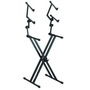 QL623 3tier X-type keyboard stand
