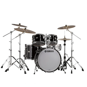 Recording Custom Drum Kit Black
