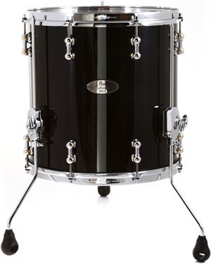Reference Pure Black 18x16 ft w/legs