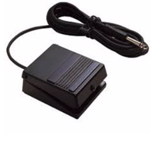 Square Sustain Pedal-unswitchable (Korg etc)