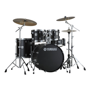 Stage Custom Birch Drum Kit - Black