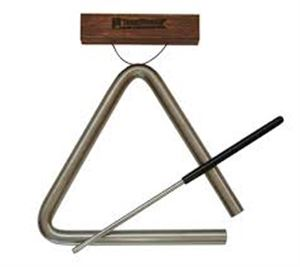 TreHS06 New Studio-Grade 6-inch Triangle