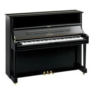 U1 upright SG PE (silent) digital/acoustic piano (midi piano)w/cover - Black